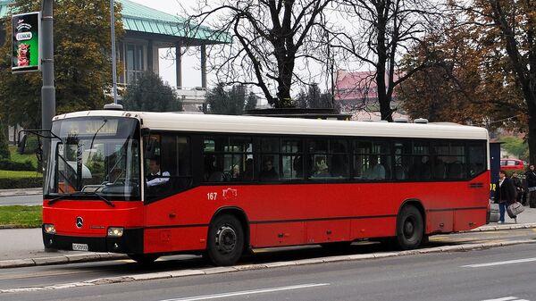 Gradski prevoz Beograd - Sputnik Srbija