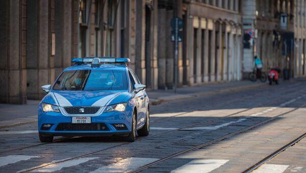Službena policijska patrola u Italiji - Sputnik Srbija