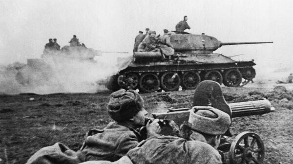 Битка на периферији Будимпеште у Другом светском рату - Sputnik Србија