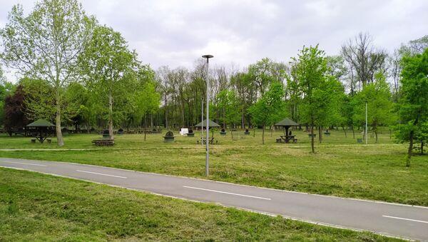 Ada Ciganlija - Sputnik Srbija