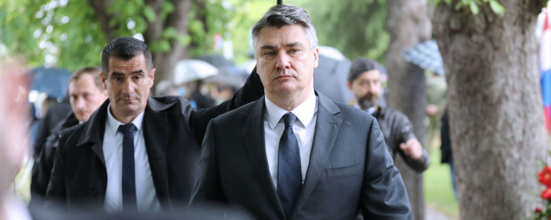 Zoran Milanović - Sputnik Srbija, 1920, 22.06.2020