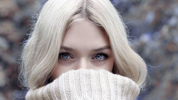 Девојка са плавим очима - Sputnik Србија