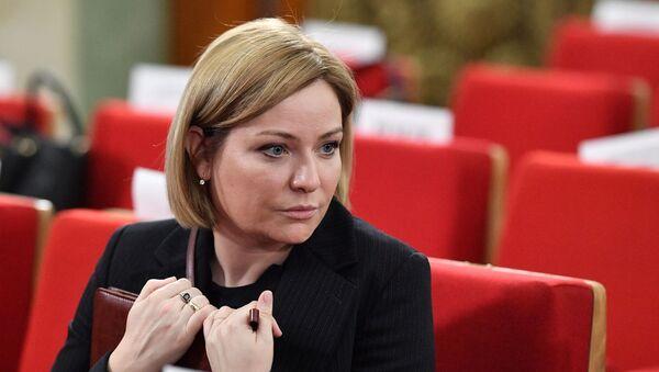 Ministarka kulture Rusije Olga Ljubimova - Sputnik Srbija