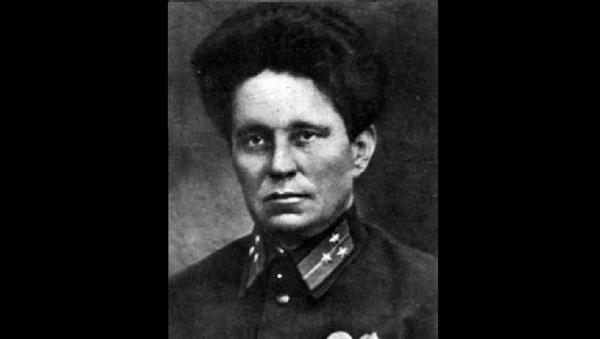 Начелница 11. Одељења полиције Лењинграда Паулина Онушонок - Sputnik Србија