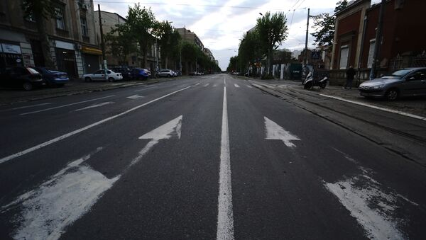 Улица, Београд - Sputnik Србија