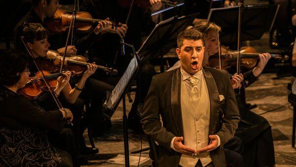 Stevan Karanac, tenor - Sputnik Srbija