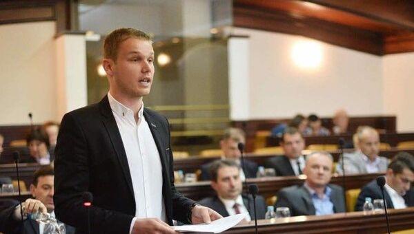 Draško Stanivuković - Sputnik Srbija