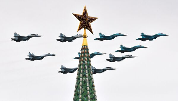 Парада поводом Дана победе у Москви - Sputnik Србија
