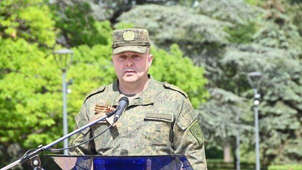 General-major Mihail Černišov - Sputnik Srbija