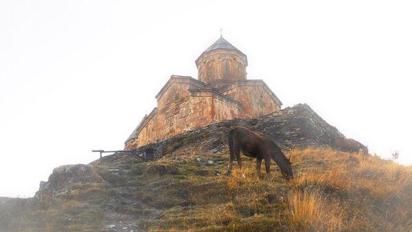 Crkva na vrhu planine - Sputnik Srbija