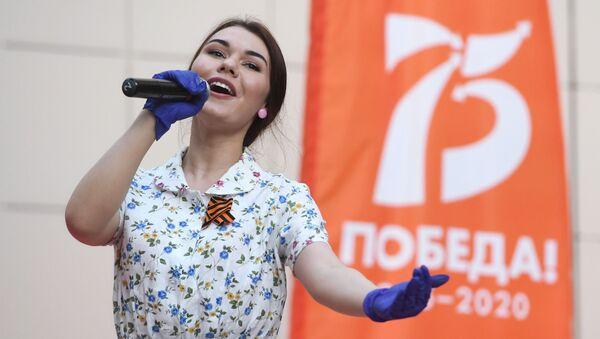 Концерт у част 75. годишњице победе у Другом светском  рату - Sputnik Србија