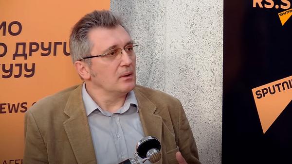 Горан Марковић - Sputnik Србија
