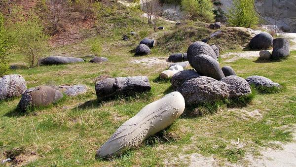 Kamen Trovanti, Rumunija  - Sputnik Srbija
