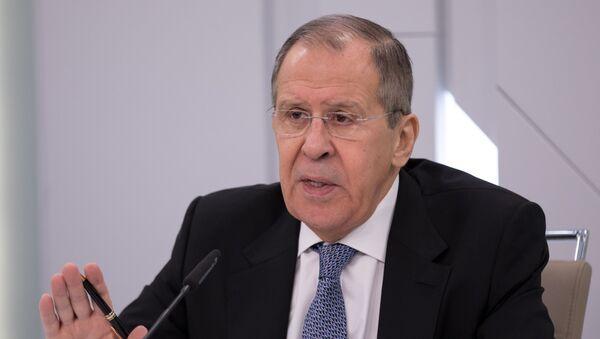Sergej Lavrov - Sputnik Srbija