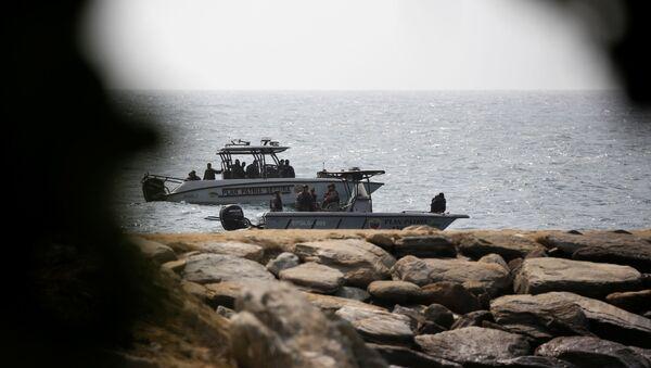 Obalska straža Venecuele nakon pokušaja invazije s mora kolumbijskih militanata  - Sputnik Srbija