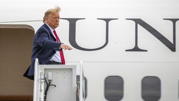 Амерички председник Доналд Трамп - Sputnik Србија