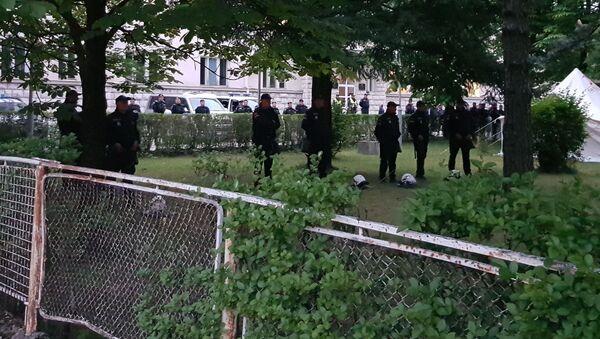 Policija u Nikšiću - Sputnik Srbija