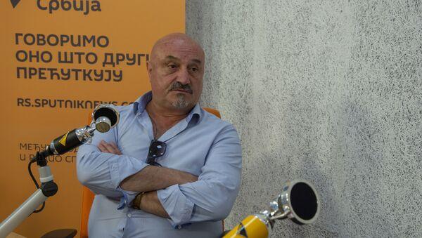 Goran Petronijević - Sputnik Srbija