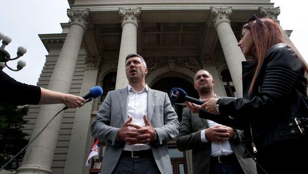 Boško Obradović - Sputnik Srbija