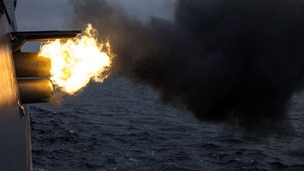 Посада корвете Балтичке флоте Бојки уништила је подморницу непријатеља помоћу система Пакет - Sputnik Србија