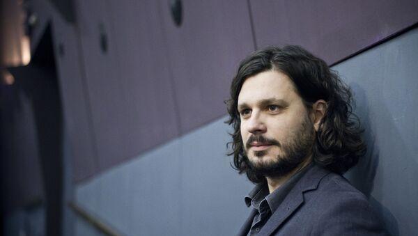 Редитељ Стефан Арсенијевић - Sputnik Србија