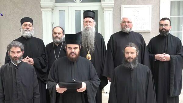 Uhapšeni sveštenici iz Nikšića - Sputnik Srbija
