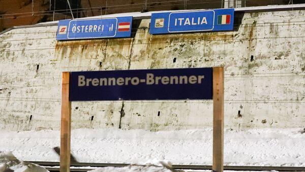 Granica Italije i Austrije - Sputnik Srbija