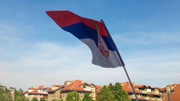 Zastava Srbije - Sputnik Srbija