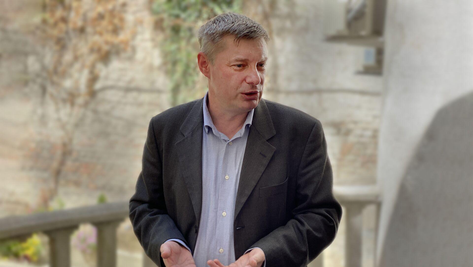 Dr Goran Stevanović - Sputnik Srbija, 1920, 08.03.2021