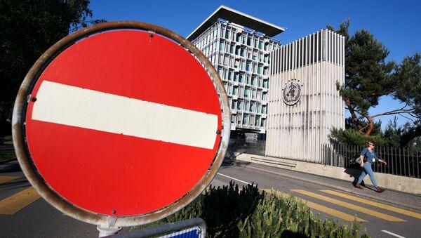 Svetska zdravstvena organizacija (SZO)   - Sputnik Srbija