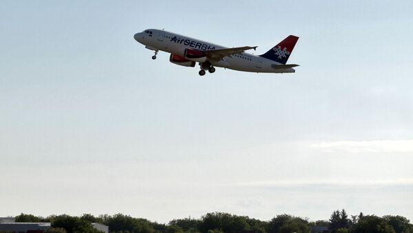 Prvi let Er Srbije posle ukidanja vanrednog stanja - Sputnik Srbija