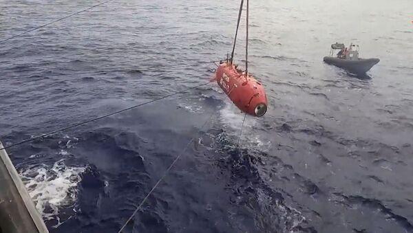 Ruski podvodni aparat Vitez - Sputnik Srbija