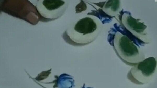 Zelena jaja iz Indije - Sputnik Srbija