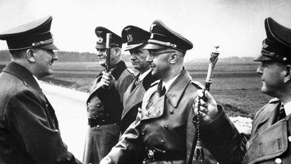 Adolf Hitler i Hajnrih Himler 1944. godine - Sputnik Srbija