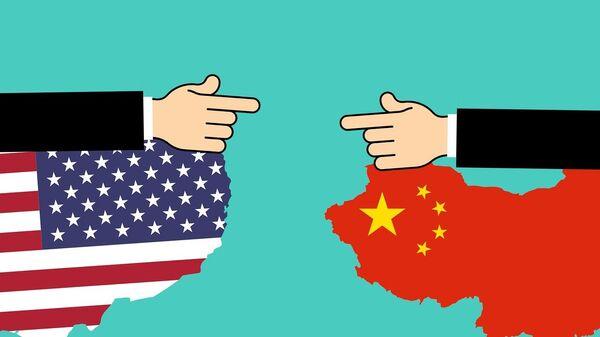 Kina i Amerika - Sputnik Srbija