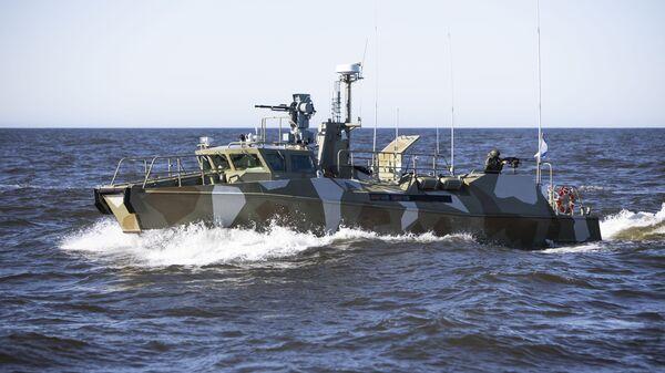 Ruski patrolni brod Raptor - Sputnik Srbija
