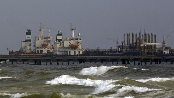 "Ирански танкер нафте ""Фортјун""  - Sputnik Србија"