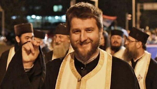 Otac Nikola Radović - Sputnik Srbija
