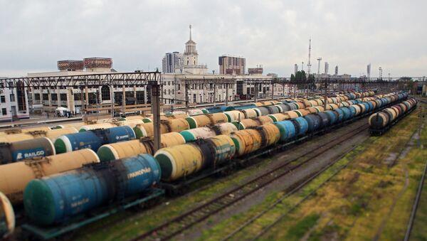 Cisterne za železnički prevoz - Sputnik Srbija