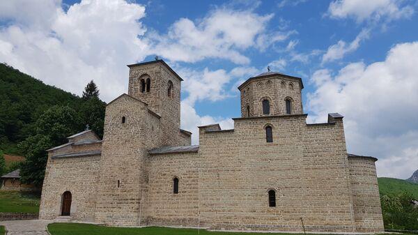 Manastir Đurđevi Stupovi u Beranama - Sputnik Srbija