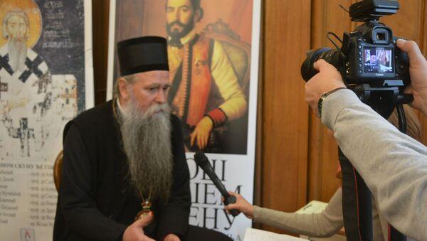 Епископ Јоаникије - Sputnik Србија