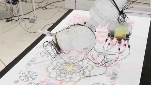 Пут једног робота у Русији - Sputnik Србија