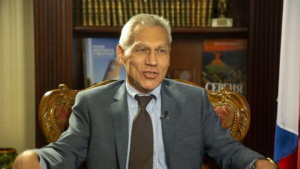 Ambasador Rusije Aleksandar Bocan-Harčenko - Sputnik Srbija