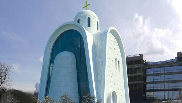 Футуристички храм у Москви - Sputnik Србија