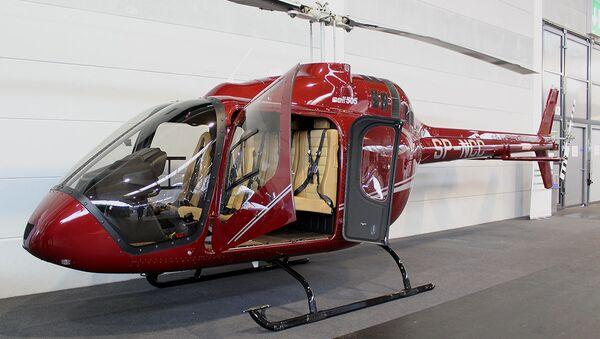 Helikopter Bel 505 - Sputnik Srbija