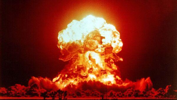 Nuklearna proba u Nevadi 1953. - Sputnik Srbija