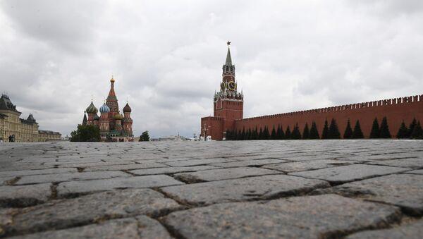 Prazan Crveni trg u Moskvi - Sputnik Srbija