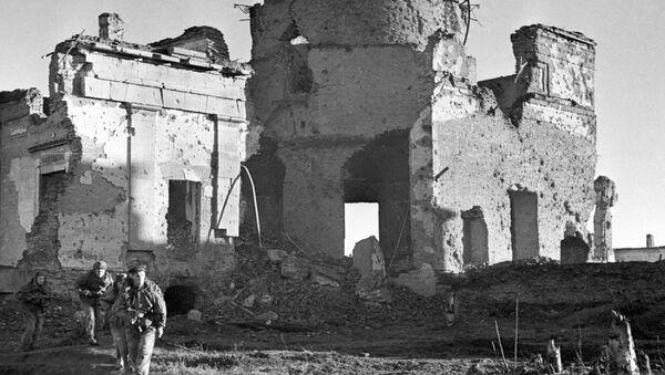 Pulkovska ospervatorija, koju su uništiči nemačko-finski okupatori tokom Drugog svetskog rata - Sputnik Srbija