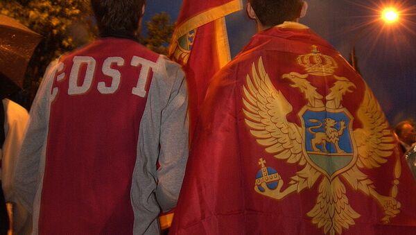 Izglasavanje nezavisnosti Crne Gore 2006. - Sputnik Srbija