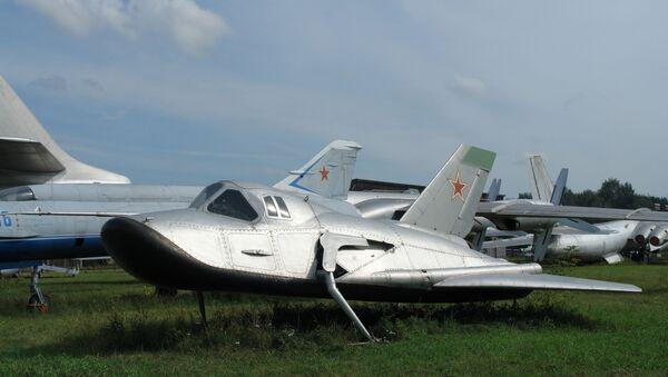 Подзвучни аналог експерименталног свемирског авиона МиГ-105.11 - Sputnik Србија